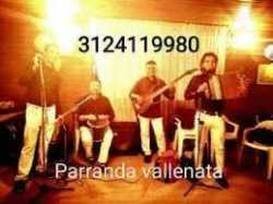 GRUPO VALLENATO LOCALIDAD BOSA 3124119980 PARRANDA CUERVO  PRIETO