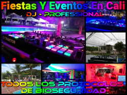 ALQUILER DE MINITECAS EN CALI SONIDO LUCES DJS NEON HUMO FIESTAS CUMPLES