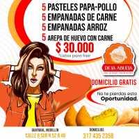 RICAS EMPANADAS DE LA ABUELA