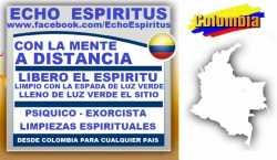 ⭐ GRATIS, Mega Exorcista, Psiquico, ECHO ESPIRITUS, Fantasmas, Bogota, Cali, Medellin, Barranquilla,